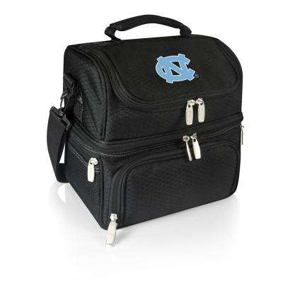 Pranzo Black North Carolina Tar Heels Lunch Bag