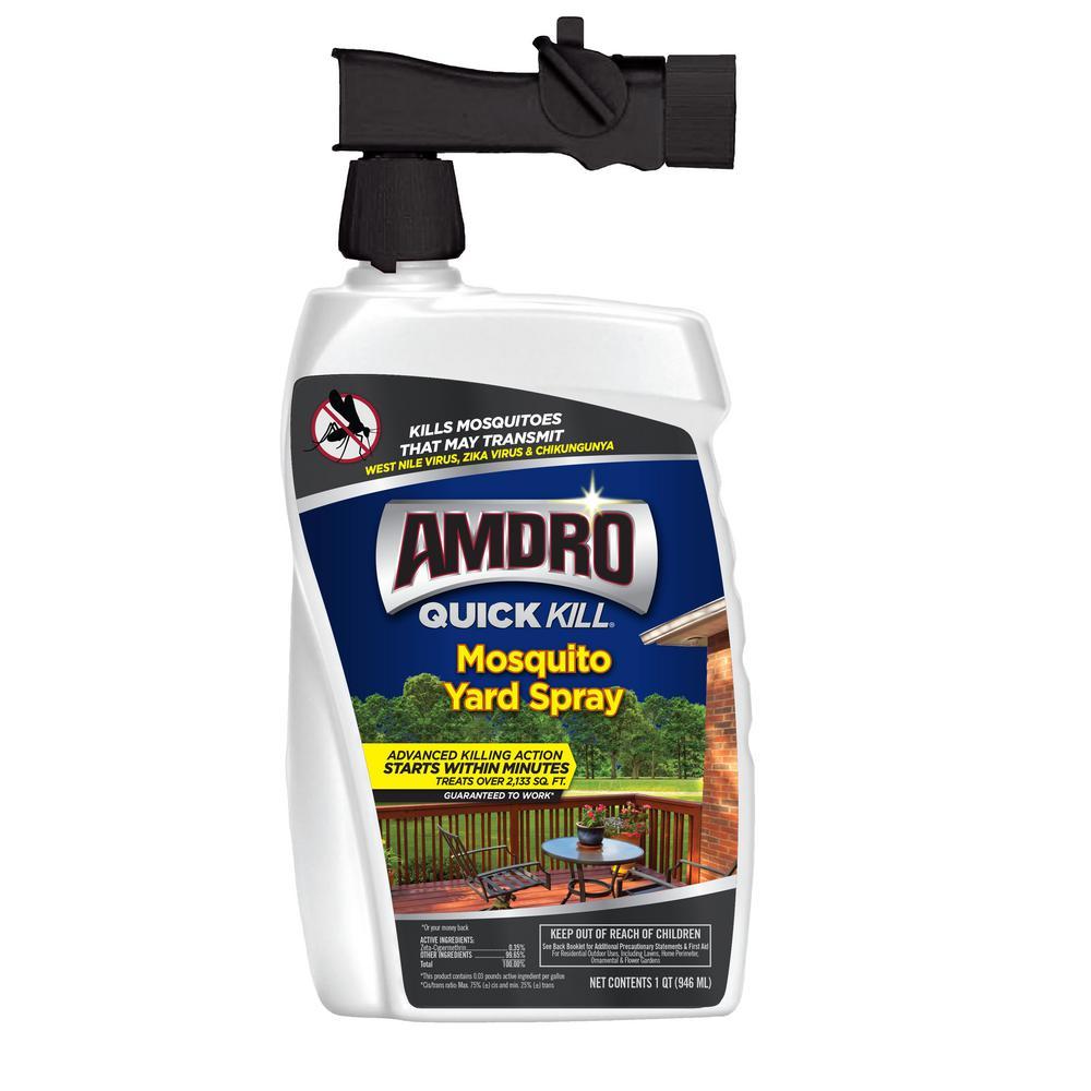 AMDRO Quick Kill 32 Oz. Mosquito Yard Spray-100530440