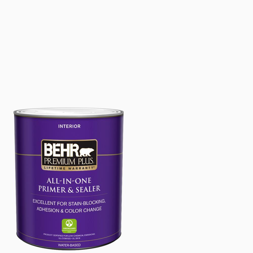 1 Gal. White Acrylic Interior Primer, Sealer, and Stain Blocker
