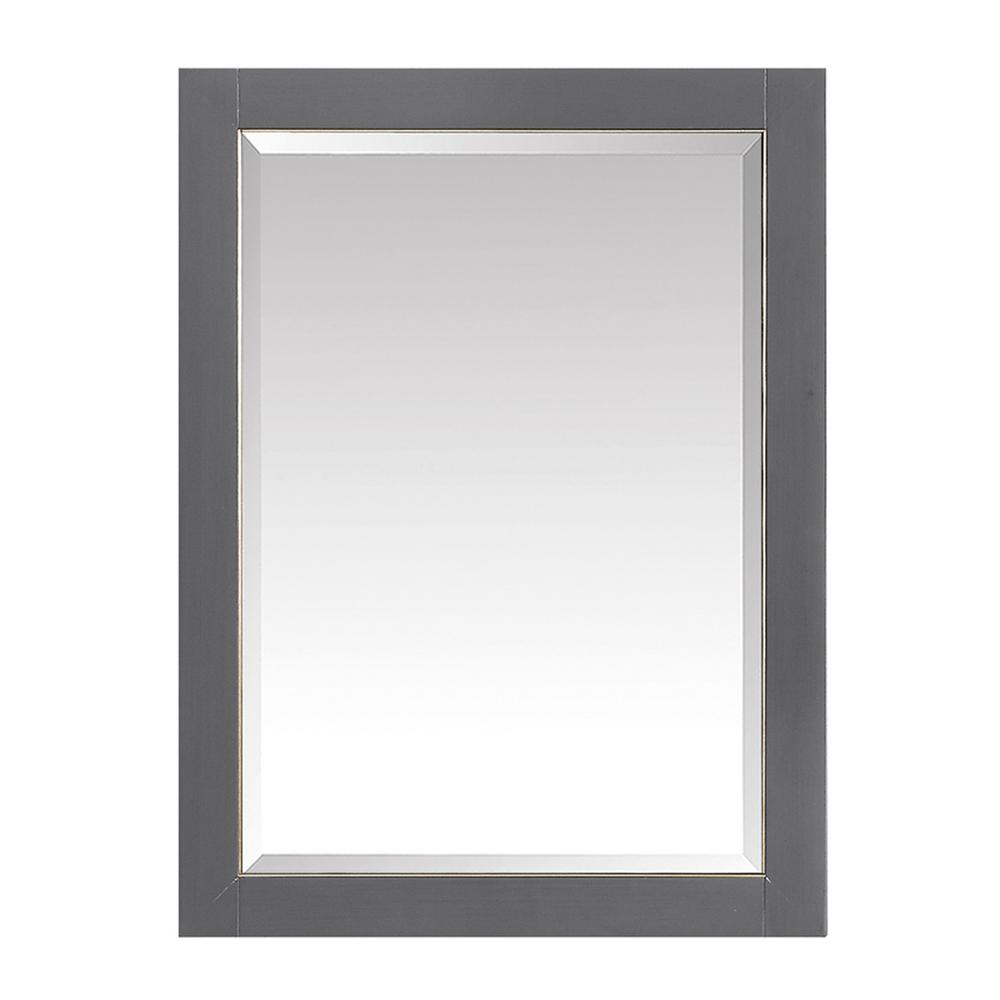 bathrooms with mirrors martha stewart living seal harbor 23 in w x 28 in h 12001