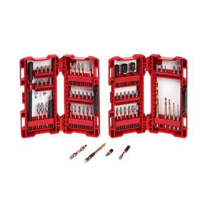 Shockwave Impact Duty Drill and Drive Bit Set (60-Piece)