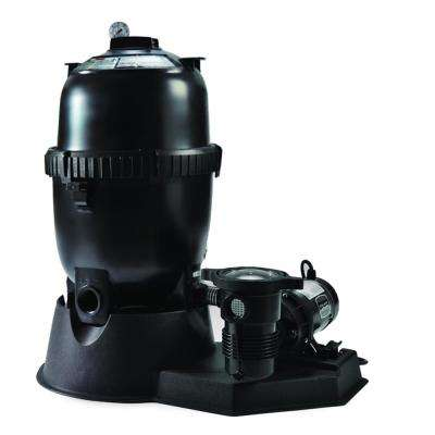 Sta-Rite 150 sq. ft. Mod Media Filter System with 1.5 HP Pump for Above Ground Pools
