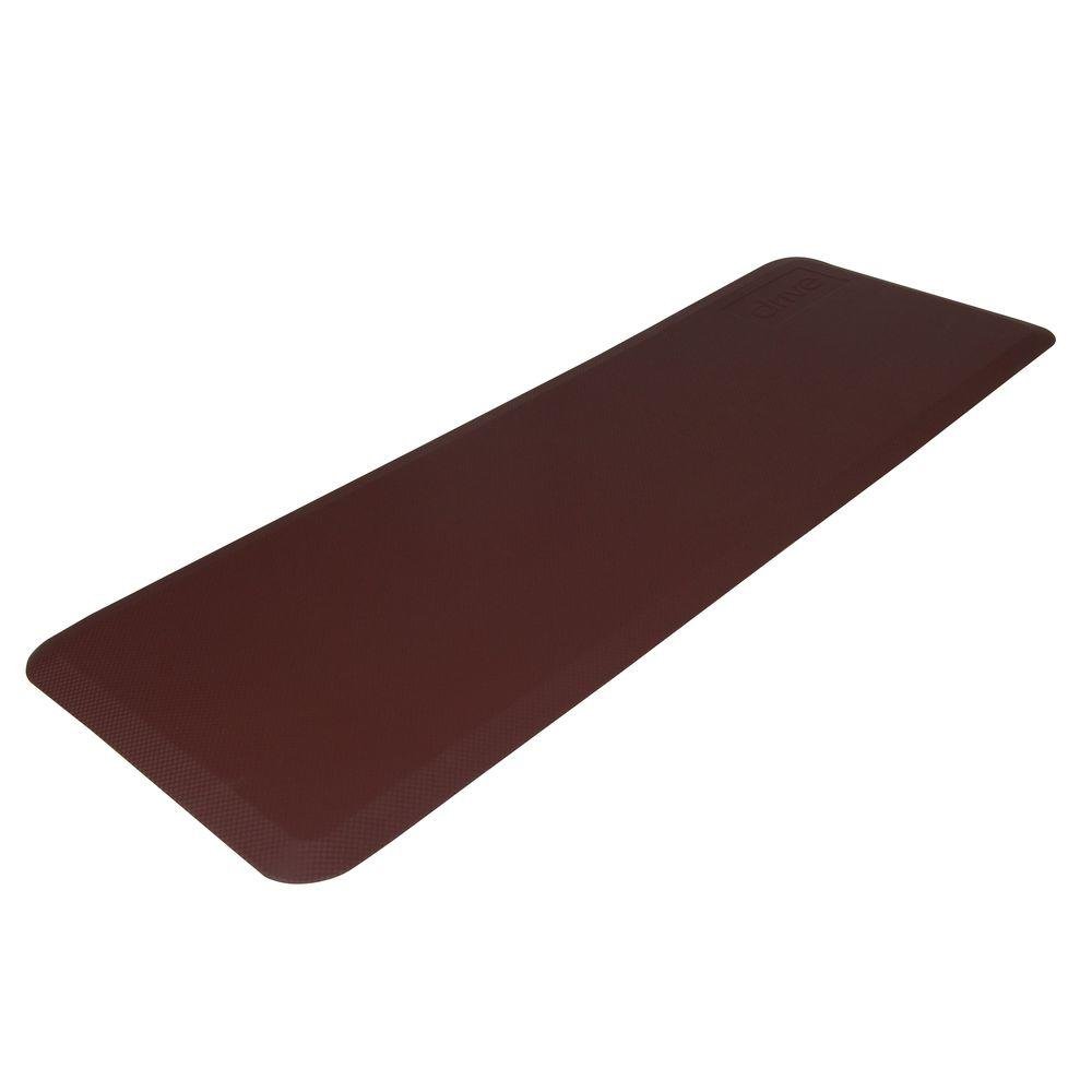 PrimeMat 2.0 Impact Reduction Fall Mat in Brown