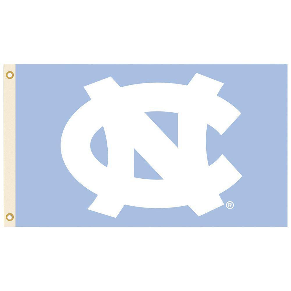 BSI Products NCAA 3 ft. x 5 ft. North Carolina Flag