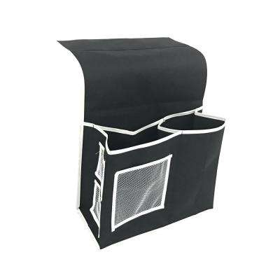 12 in. x 5 in. x 10 in. Polyester Bedside Caddy