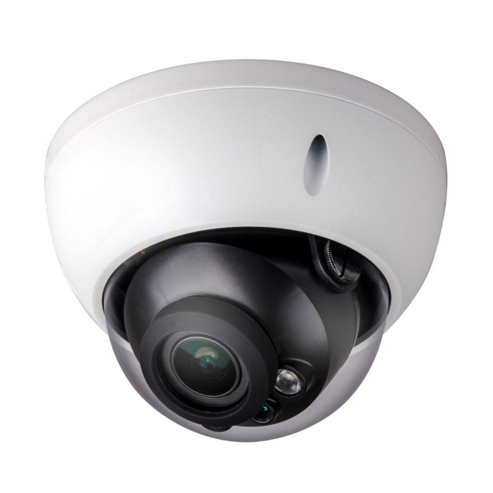 SeqCam Wired 2.4 Megapixel 1080P Vandal-Proof IR HDCVI Dome Indoor or Outdoor Standard Surveillance Camera