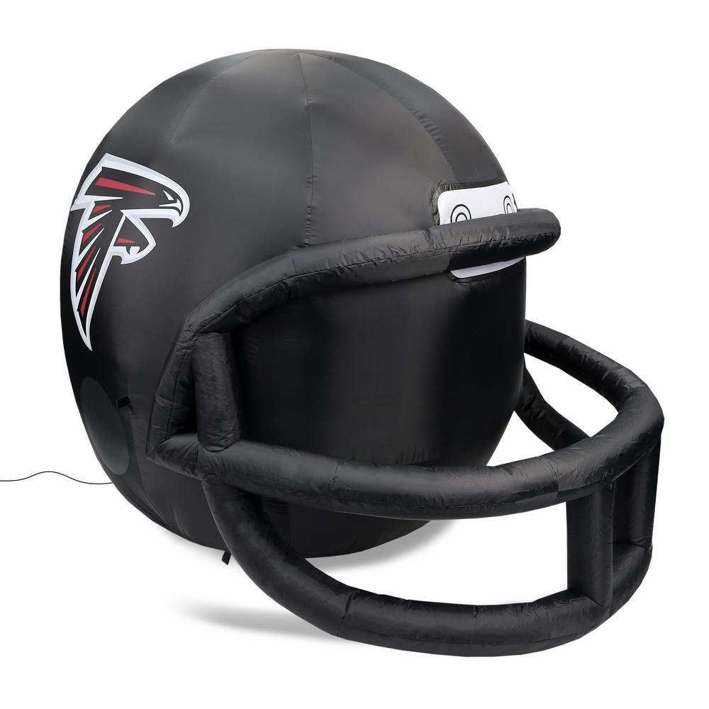 buy online 391f2 f8e51 NFL Atlanta Falcons Inflatable Helmet