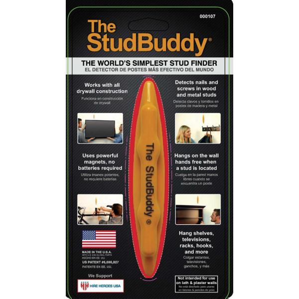 The Studbuddy Magnetic Stud Finder 000107 The Home Depot
