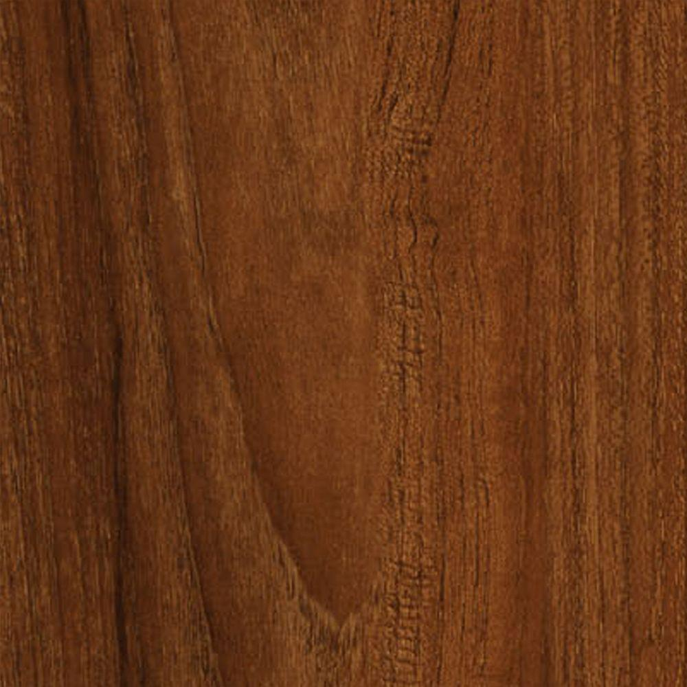 Trafficmaster allure plus 5 in x 36 in american cherry for Allure flooring