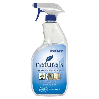 32 oz. Naturals Glass and Surface Care (6-Case)