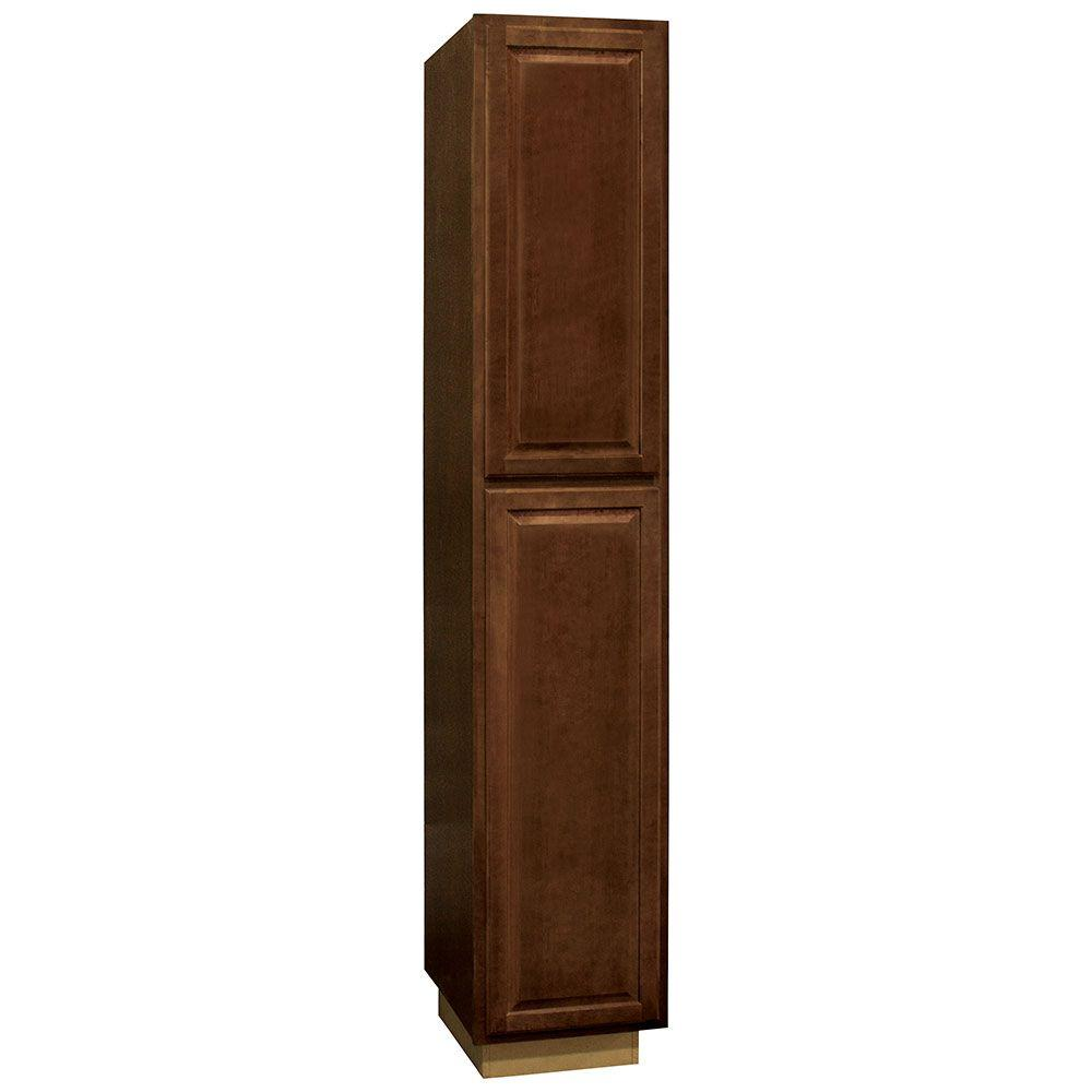 Hampton Bay Hampton Assembled 18 X 96 X 24 In Pantry