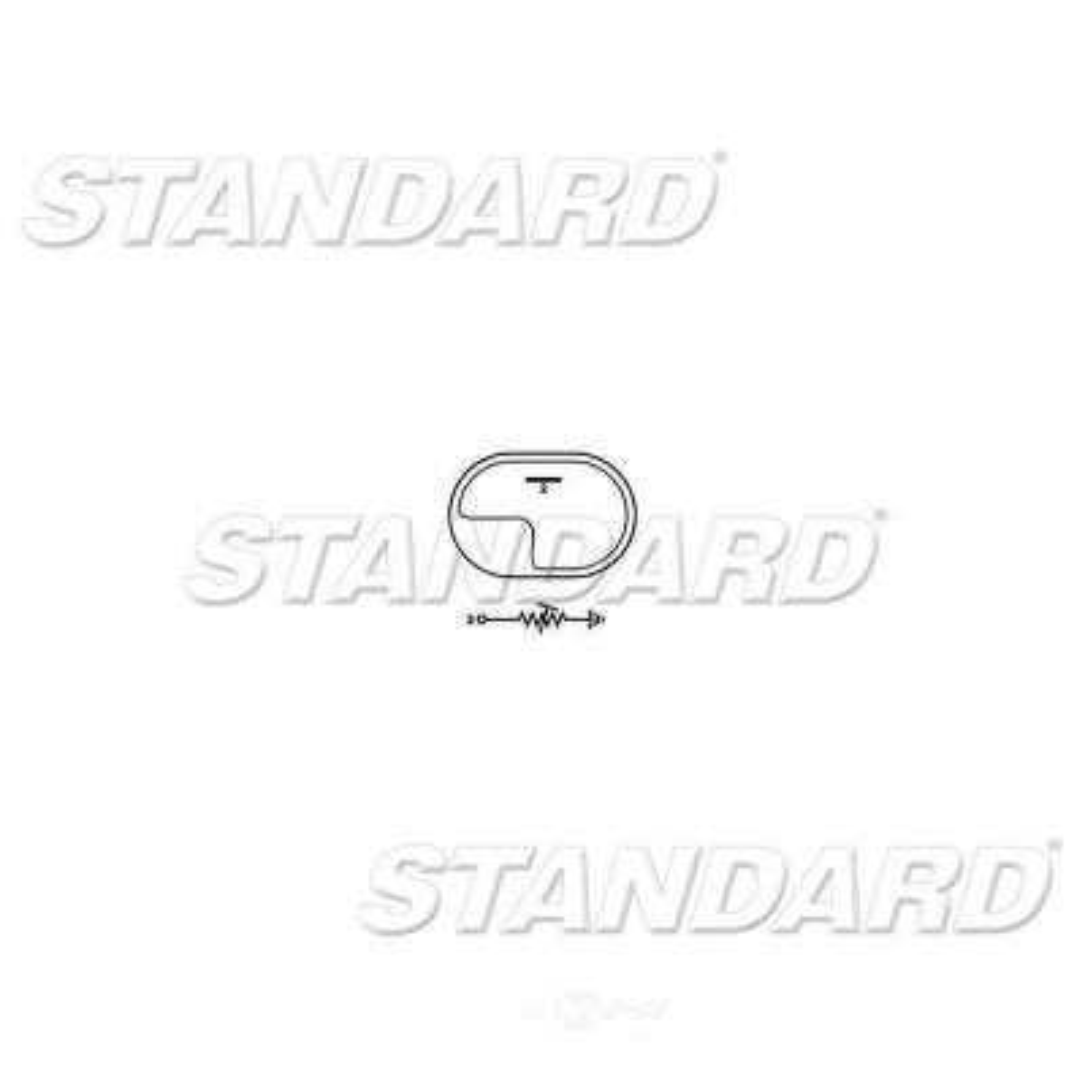 Engine Oil Pressure Switch-Sender With Gauge Standard PS-230
