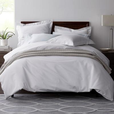 8d61f912a Legends Solid 600-Thread Count Egyptian Cotton Sateen Duvet Cover