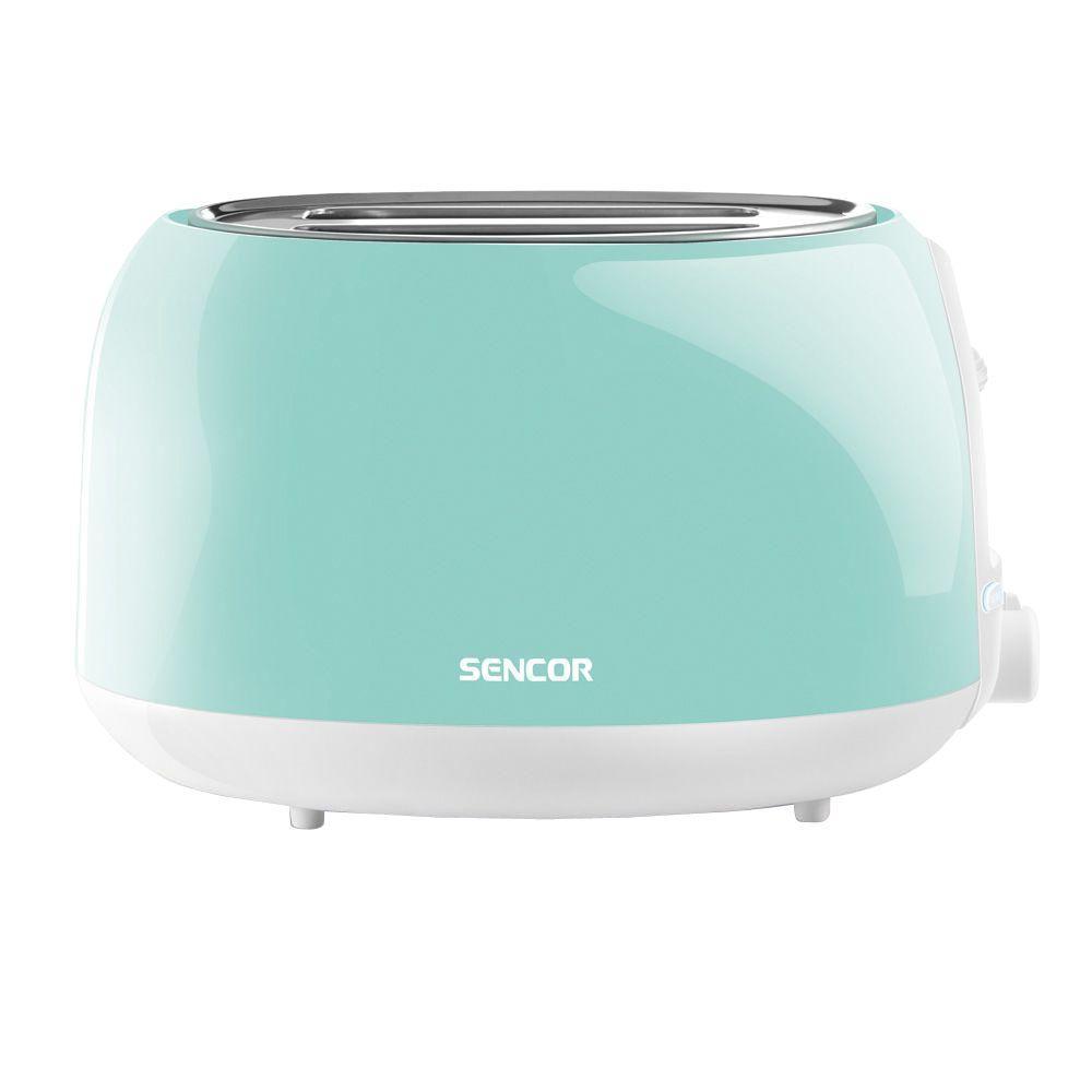 2-Slice Mint Green Toaster