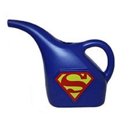 Superman Watering Can