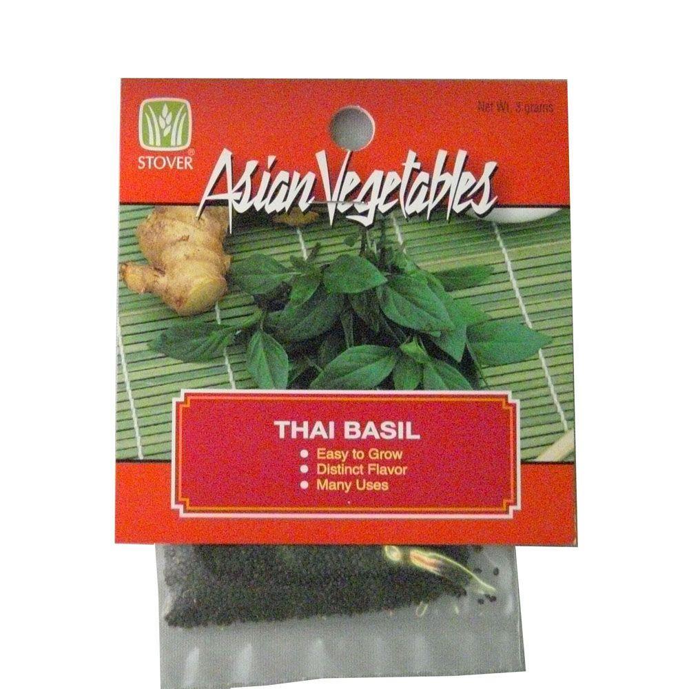 Asian Thai Basil Seed