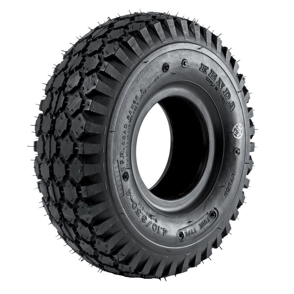 Kenda K352 4.10/3.50-4 2-Ply Stud Tire