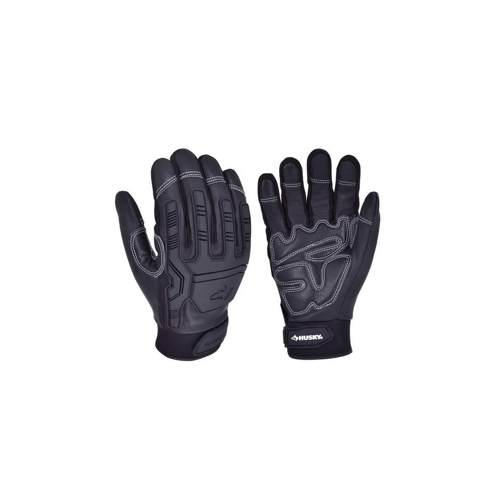 Husky X-Large Full Goat Leather Extreme Duty Glove