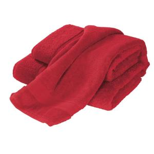 Deals on Company Cotton Poppy Solid Turkish Cotton Bath Towel