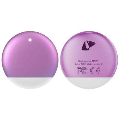 P2 Smart Activity Monitoring Pet Tracker in Purple