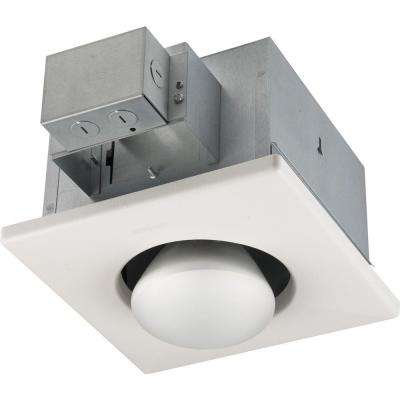 250-Watt Infrared 1-Bulb Ceiling Heater