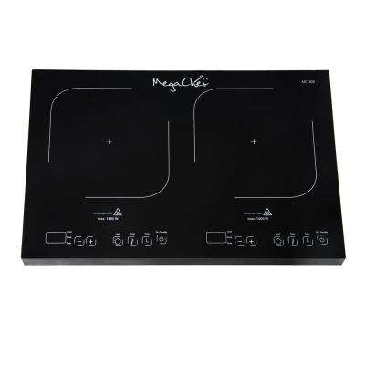 Dual Induction Cook-Top