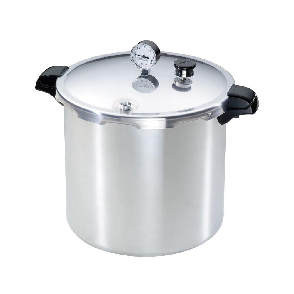 Presto 23 Qt. Aluminum Pressure Cooker by Presto