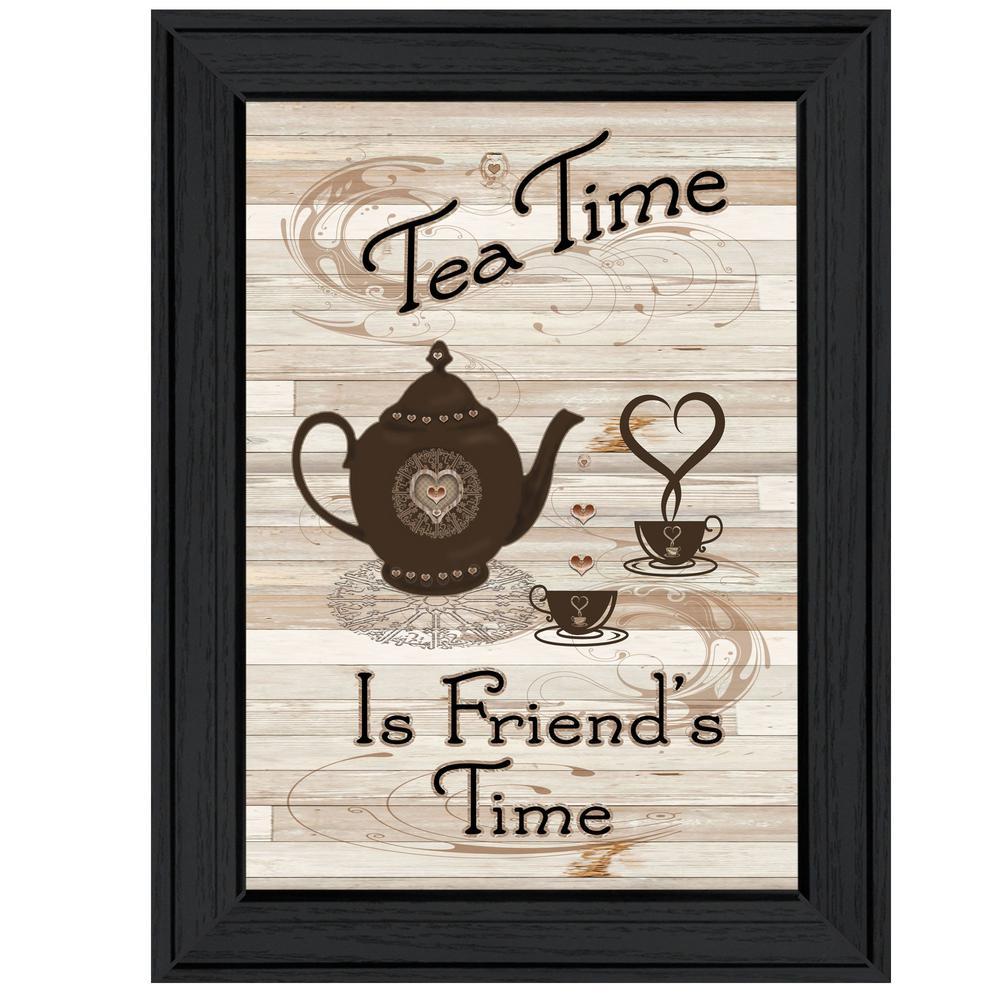 tea time friends