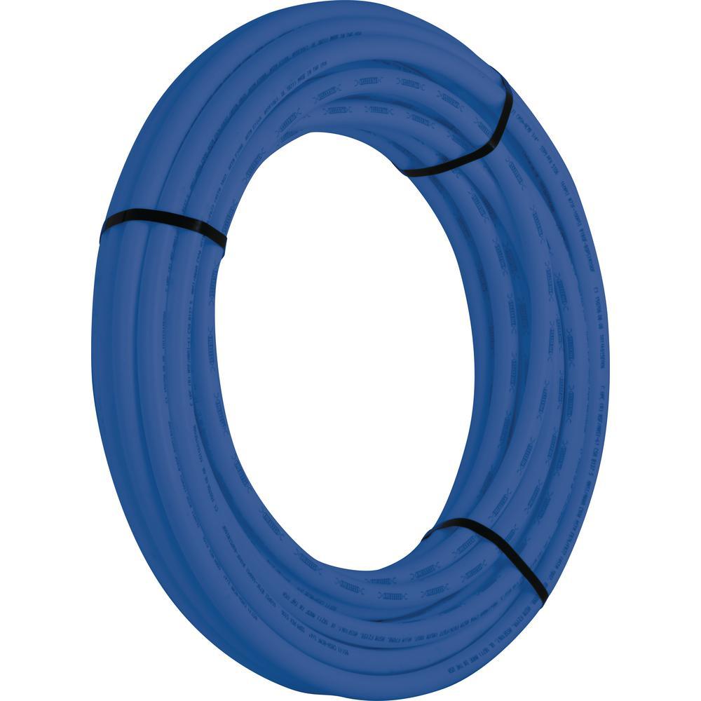 3/4 in. x 100 ft. Blue PEX Pipe