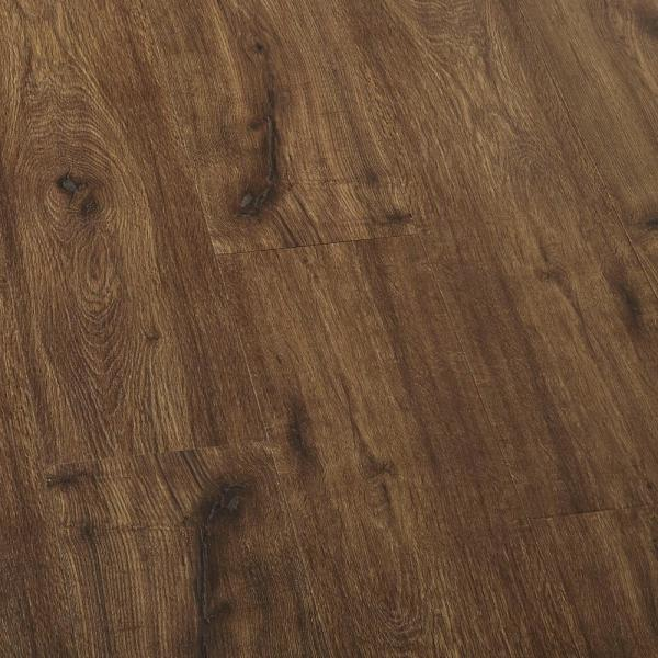 EIR Hillcrest Oak 12 mm Thick x 7.48 in. Wide x 47.72 in. Length Laminate Flooring (19.83 sq. ft. / case)