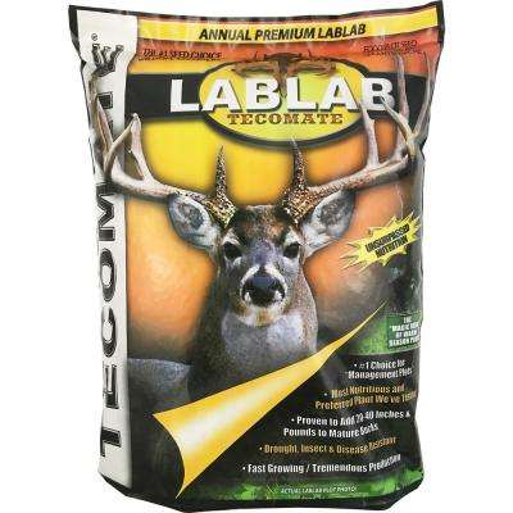 20 lb. Lablab Professional Wildlife Seed Mix