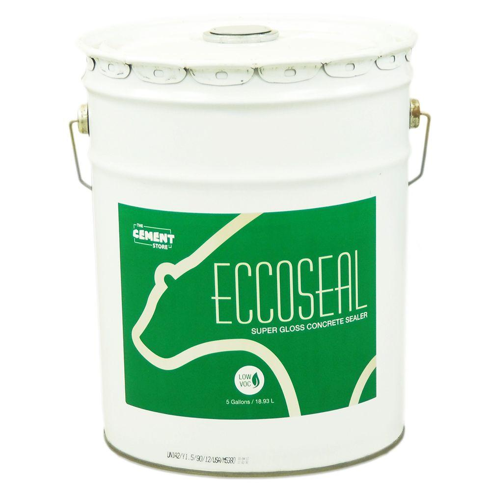 5 gal. Porous Concrete and Masonry Solvent-Based Water Repellent Wear Coat
