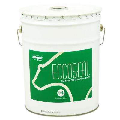 5 gal. Porous Concrete and Masonry Solvent-Based Water Repellent Wear Coat Acrylic Concrete Sealer