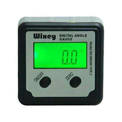 2.3 in. Smart Angle Gauge with Bluetooth and Audio Output