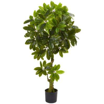 UV Resistant Indoor/Outdoor Schefflera Artificial Tree