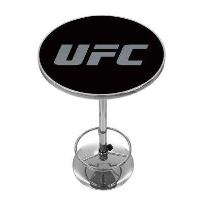UFC I Chrome Pub/Bar Table