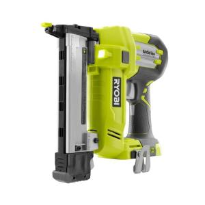 18-Volt ONE+ Lithium-Ion AirStrike 18-Gauge Cordless Narrow Crown Stapler with Sample Staples (Tool Only)