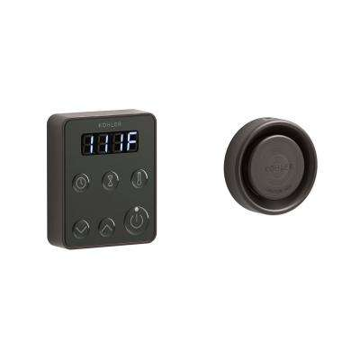 Invigoration Steam Bath Generator Control Kit in Oil Rubbed Bronze