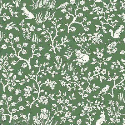 Green Magnolia Home By Joanna Gaines Wallpaper Home Decor