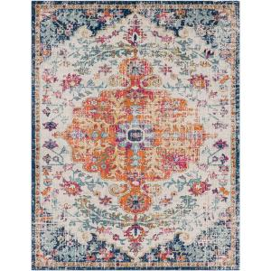 Demeter Ivory 8 ft. x 10 ft. Indoor Area Rug