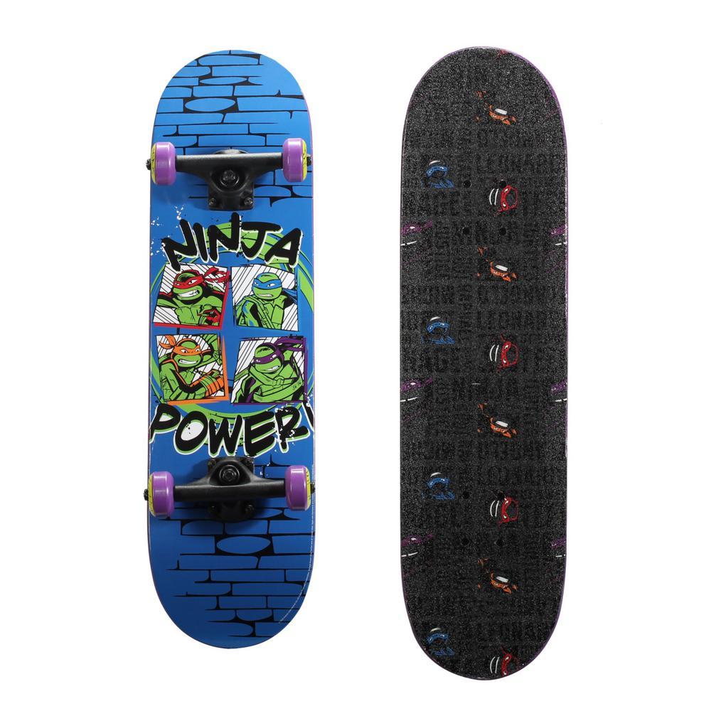 Teenage Mutant Ninja Turtles 28 in. Skateboard in Ninja Power Graphic