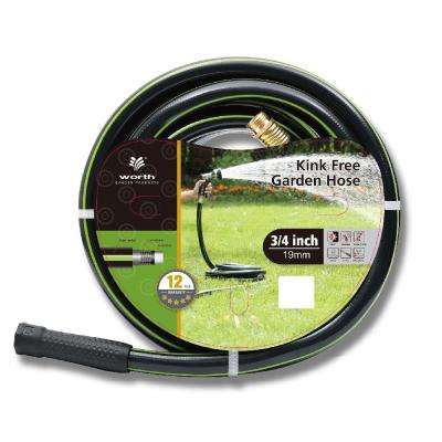 Kink Free 3/4 in. Dia x 100 ft. Heavy Duty Garden Hose
