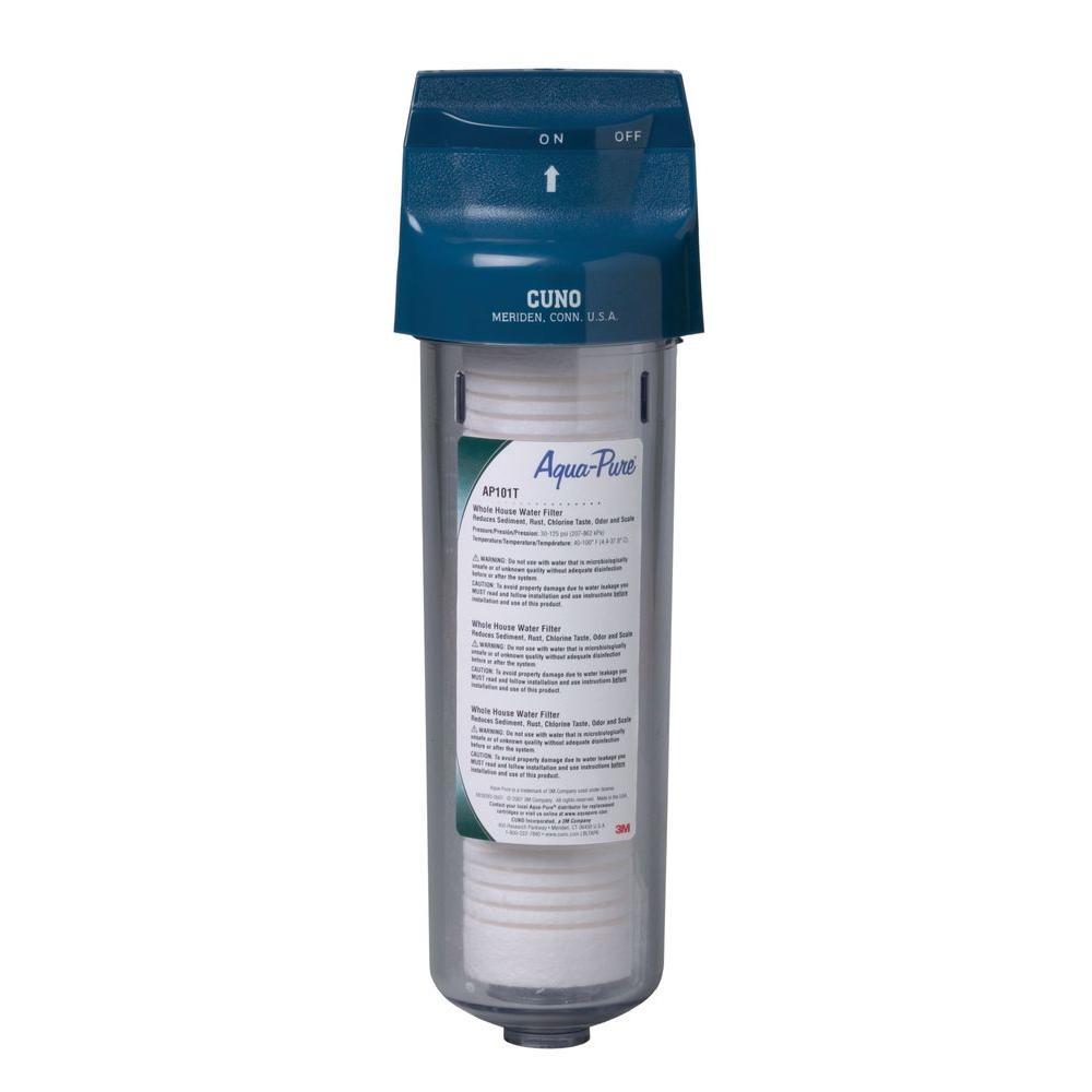 null CO AP101T Plastic Dirt/Rust Filter