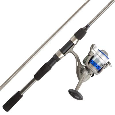 Wakeman Outdoors Strike Series Spinning Rod And Reel Combo In Hot Pink M500013 The Home Depot