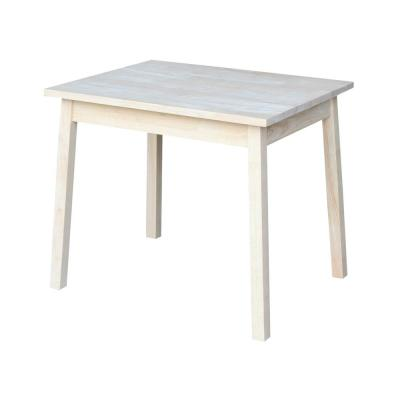 Unfinished Kid's Table