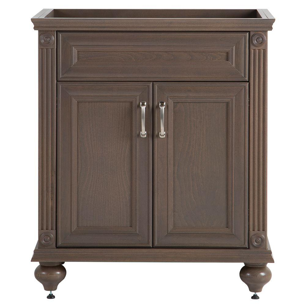 Home decorators collection annakin 30 in w vanity cabinet for Home depot home decorators