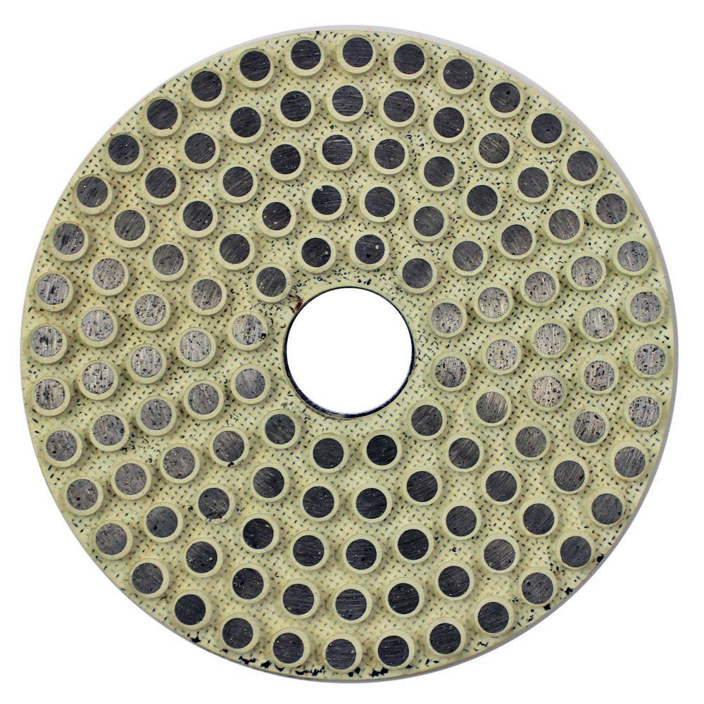 5-3/4 in. Metal Flex Pad 150-Grit Surface Prep Tool