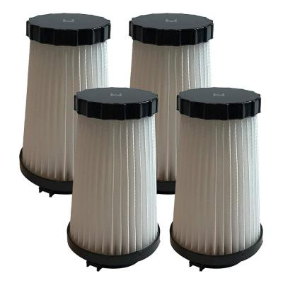 4-Pack Replacement F2 Filters, Fits Dirt Devil, Compatible with Part 3SFA11500X