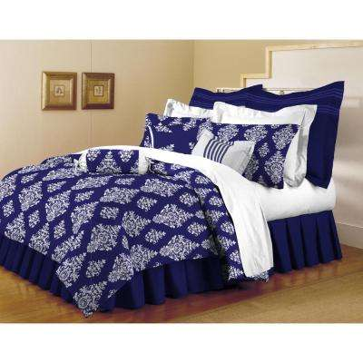 Classic Trends Indigo 5-Piece King Comforter Set