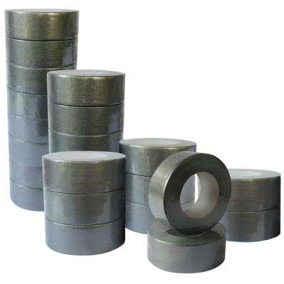1.89 in. x 60 yd. Utility Grade Duct Tape Silver Contractors Pack (24-Pack)